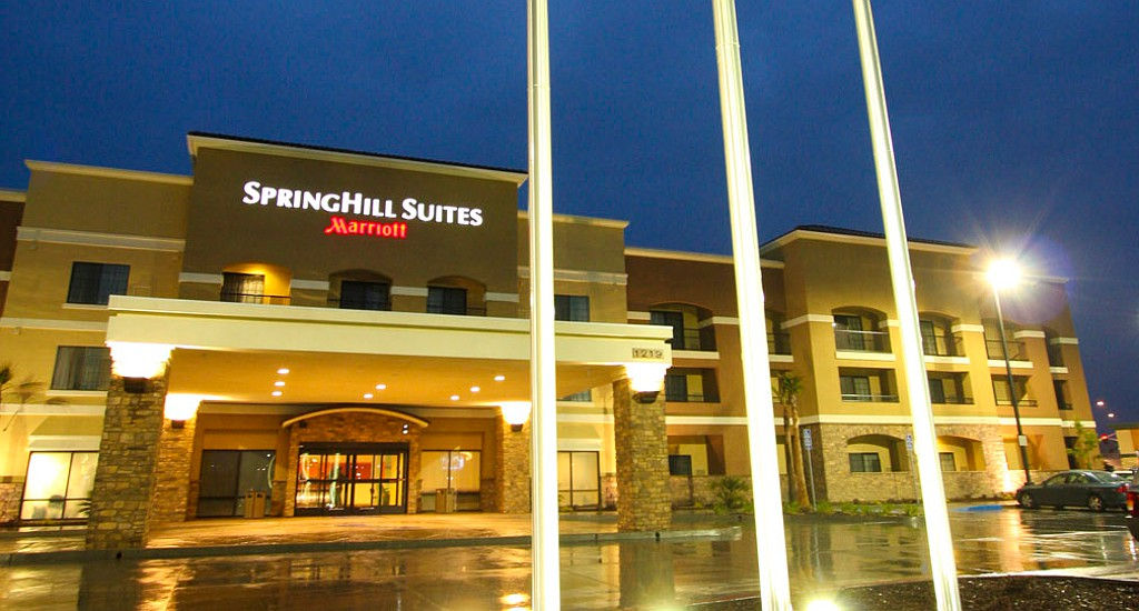 Springhill Suites 1219 E Almond Ave Madera Ca 93637