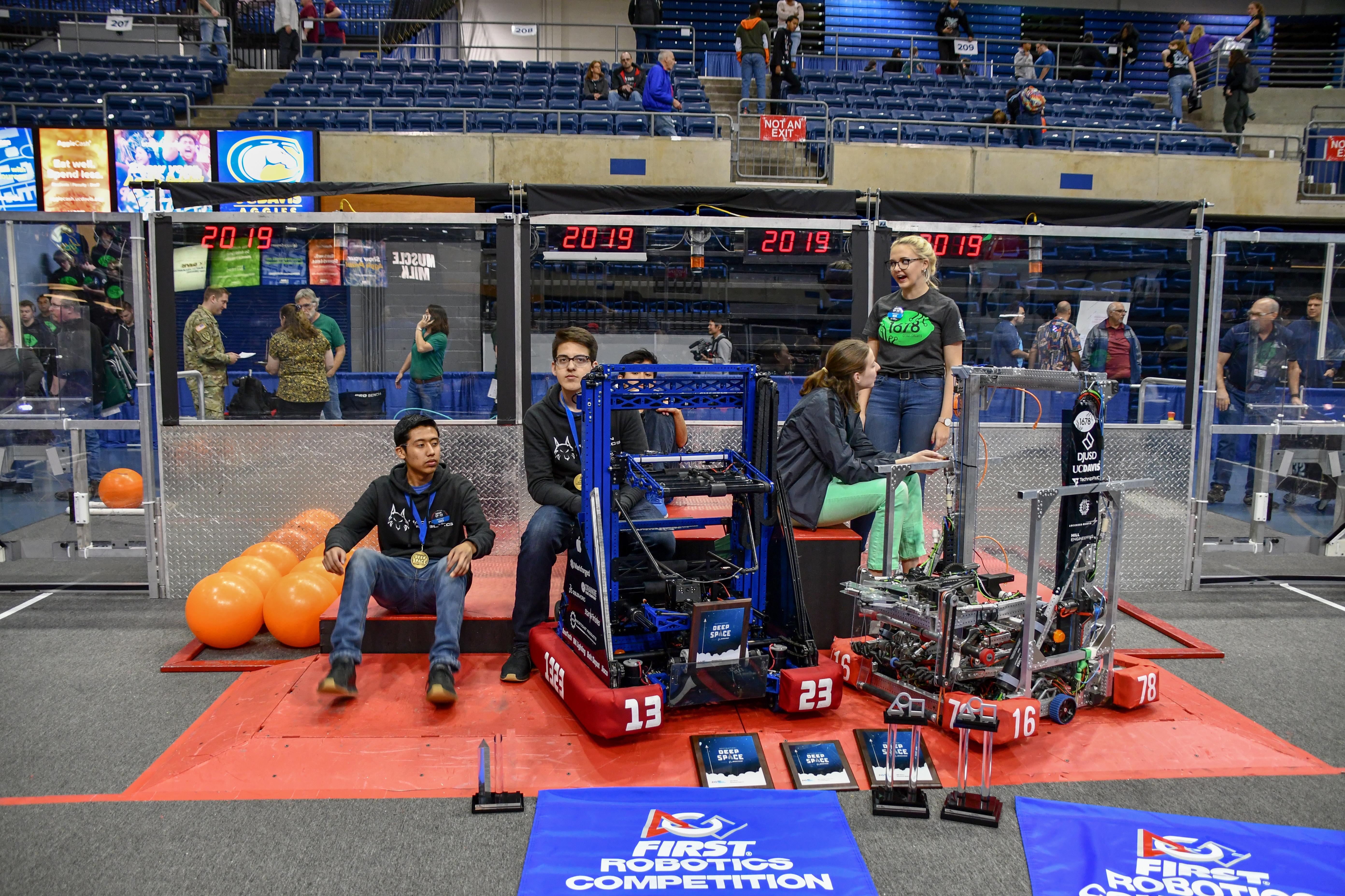 Team 1323 – MadTown Robotics